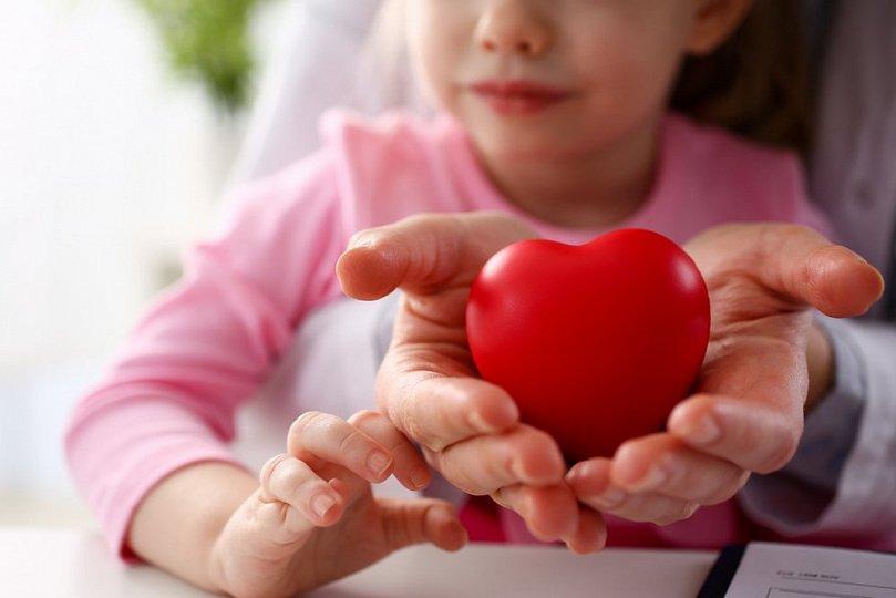 «Обнаженное сердце»: как живут дети с редкой патологией