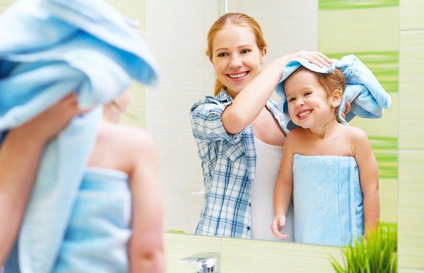 Интимная гигиена девочки: от младенца до подростка