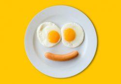 Детям нужно есть яйца каждый день