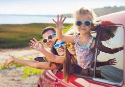 Путешествие с малышом: из зимы в лето и дальние перелеты с детьми