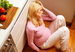 Как справиться с предродовой депрессией беременных?