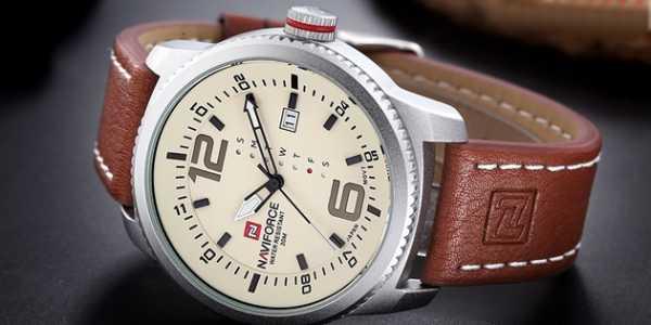 Кожаные часы — старый стиль снова в новом веке