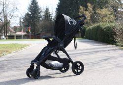 Все преимущества детской коляски «Britax»