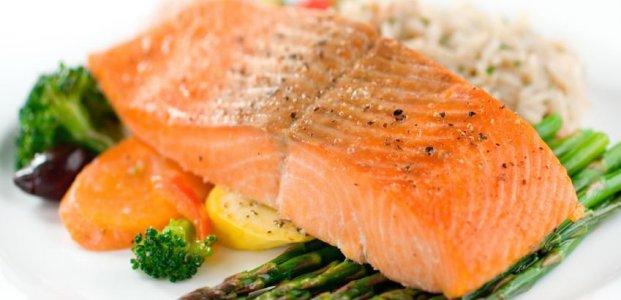 Польза рыбы для детского организма
