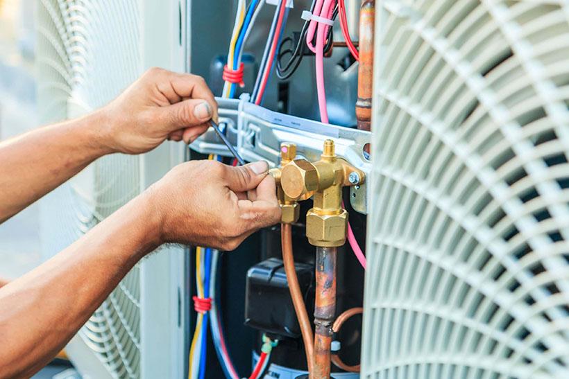 Необходимость обслуживания системы кондиционирования: очистка, балансирование отопления