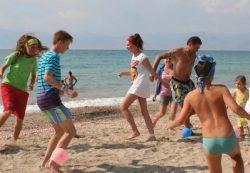 Детский отдых и туризм
