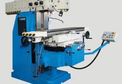 Фрезерный станок по металлу: как выбрать качественное оборудование?