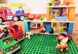 Достоинства игрушек Lego