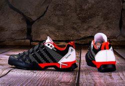 История мужской спортивной обуви