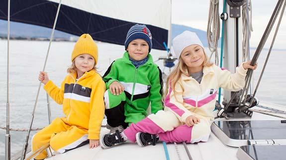 Прибыльные товары: детская одежда