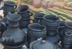 Способы декорирования керамики, доступные для всех: тиснение и штампы
