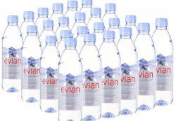 История и свойства минеральной воды Evian