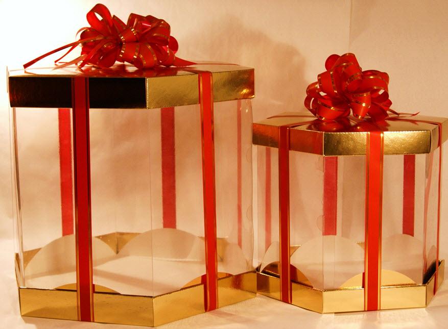 Красивая упаковка для тортов и других кондитерских изделий в интернет-магазине «Мята»