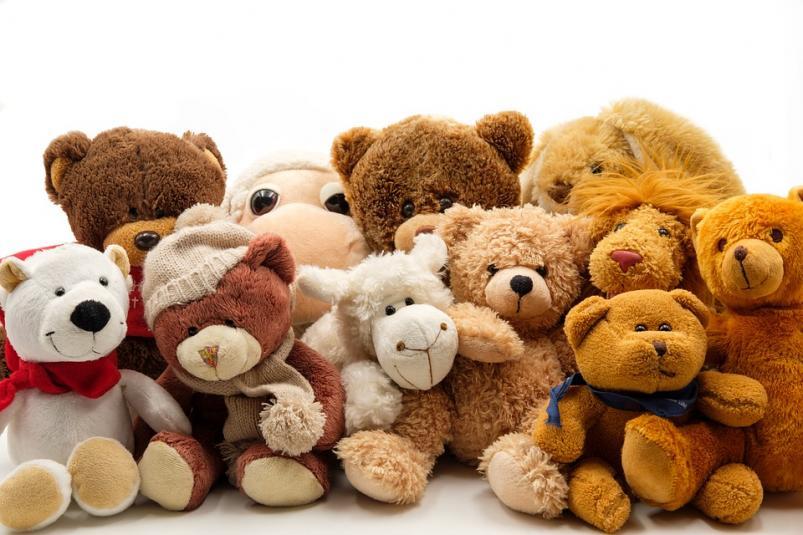 Мягкие игрушки? Незаменимые друзья детей!