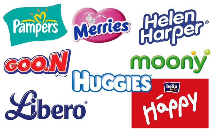 Детские подгузники: как выбрать лучшие?