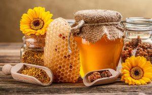 О пользе пчелопродуктов