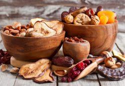 Рынок сухофруктов и орехов сушеных