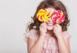 Диета: взрослая жизнь детей