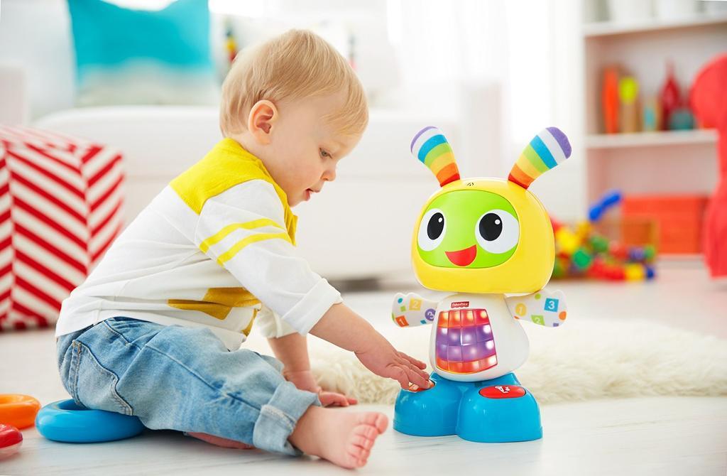 Выбираем детские игрушки