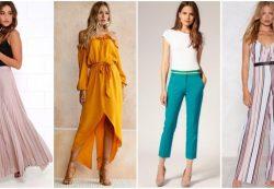 Как выбирать женскую одежду на лето?