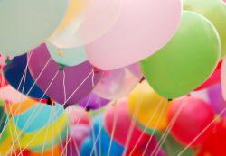 Идеи мероприятий с праздничными шарами