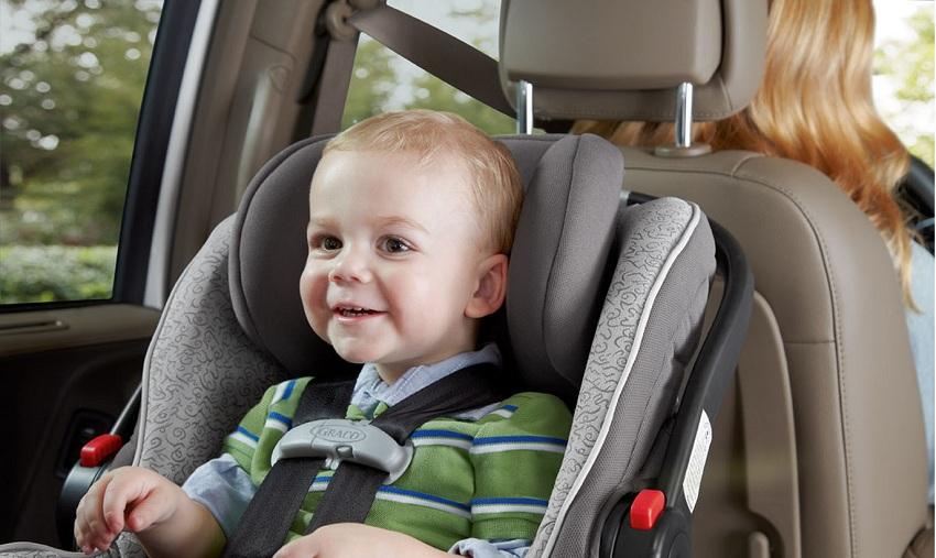 Есть ли у вашего ребенка автокресло?