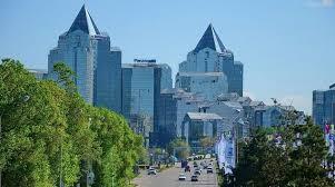 Алматы – бизнес центр Казахстана