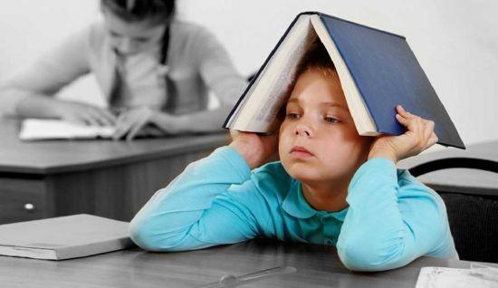 Ваш ребенок с большим трудом учится в школе. Что делать?
