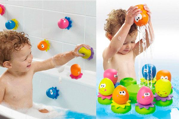Игрушки для ванной для малышей