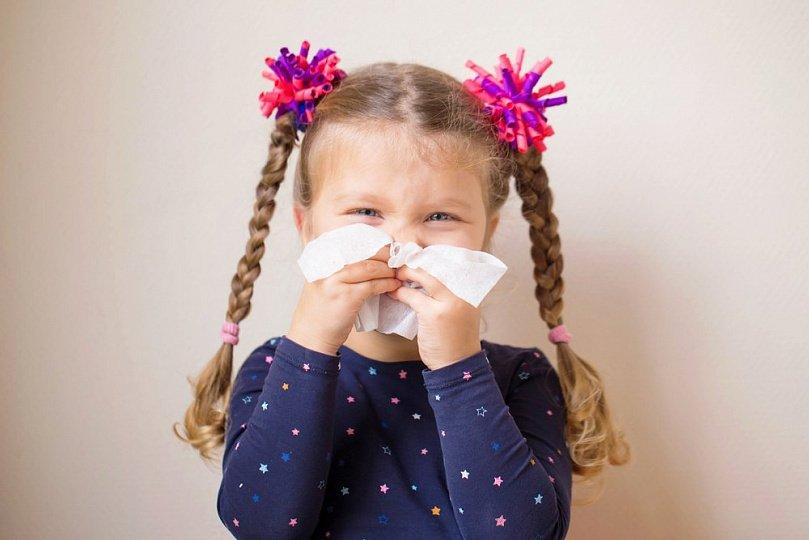 Носовые кровотечения у детей