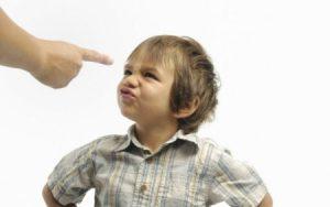 Как отучить ребенка ругаться