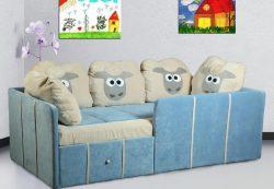 Детские мягкие диваны