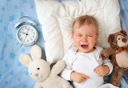Почему ребенок плохо спит? Сон для развитие малыша.
