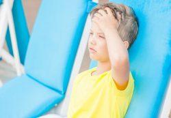Тепловой удар у детей: меры предосторожности и симптомы