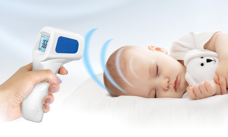 Контроль над детскими простудными заболеваниями