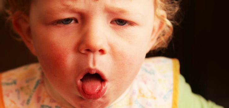 Одышка у младенца: причины и способы диагностики