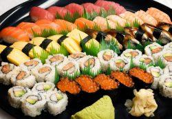 Как приготовить японские суши без традиционных листьев водорослей нори