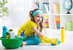 Домашние обязанности ребенка 3-5 лет