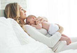 Мамы мальчиков чаще страдают от послеродовой депрессии