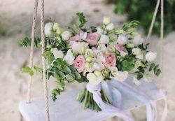 Где можно заказать доставку цветов?