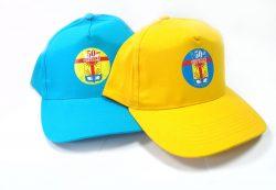 Бейсболки с логотипом – одна из основных деталей имиджа компании