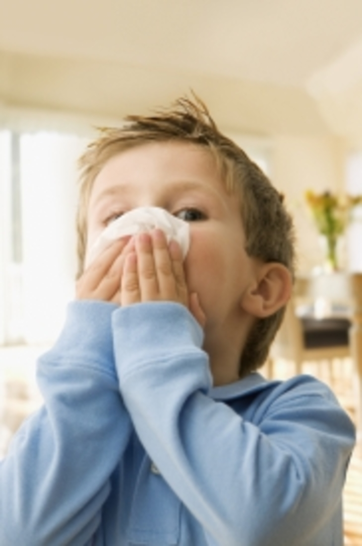 Аллергия у ребенка может быть побочным эффектом кесарева сечения