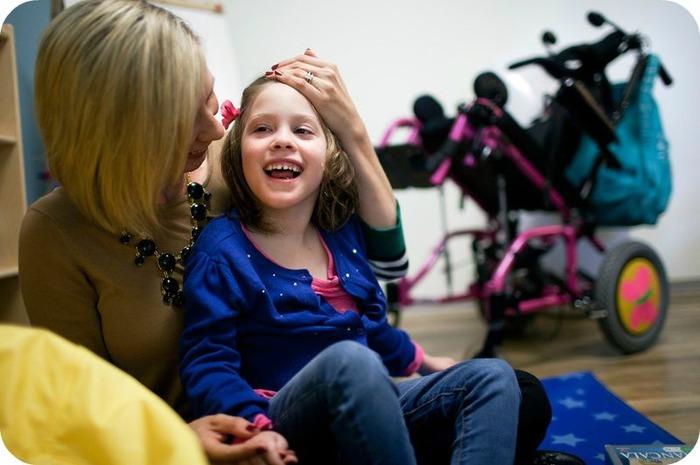 Детский церебральный паралич: причины и формы