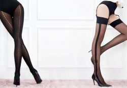 Большой ассортимент чулочно-носочных изделий в магазине Legs