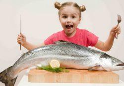 Польза Омега-3 для здоровья ребенка
