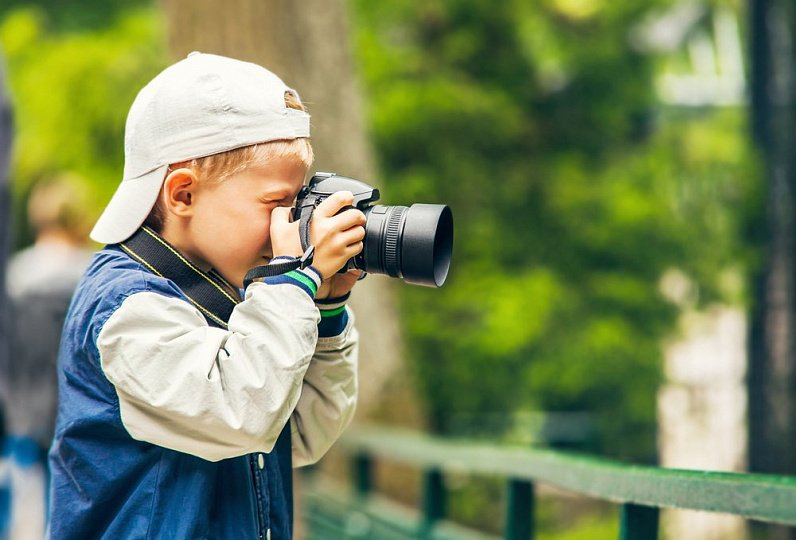 Как помочь ребенку найти хобби?