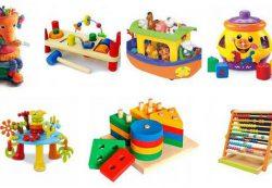 Развивающие игрушки для малыша