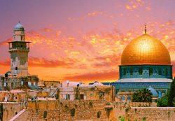 Иерусалим: Священный город трех великих религий
