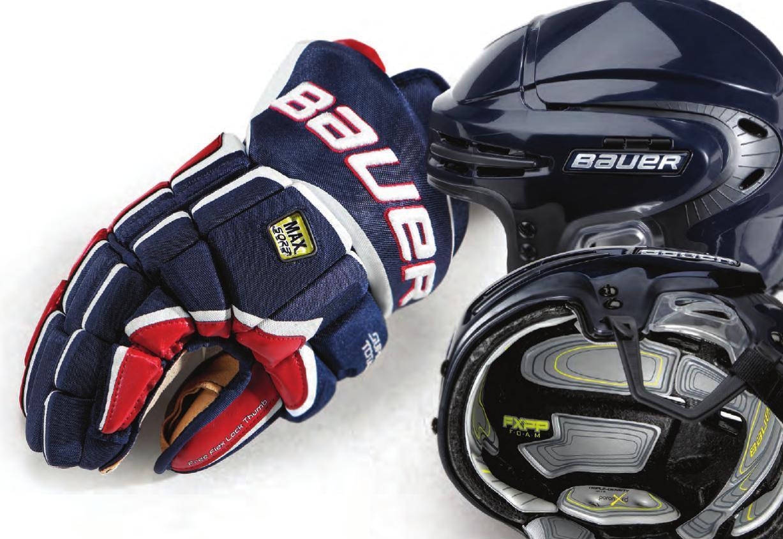 Что одеть под хоккейную форму