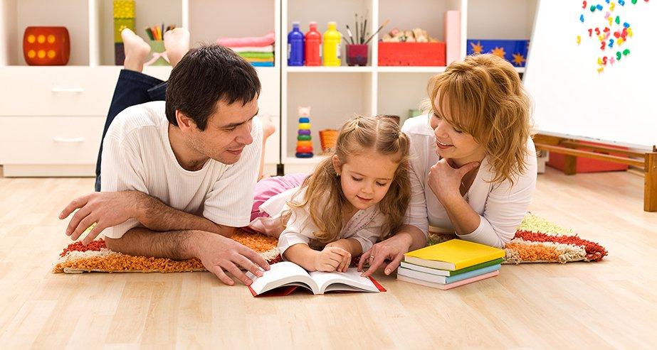 Лучшие правила для воспитания ребенка
